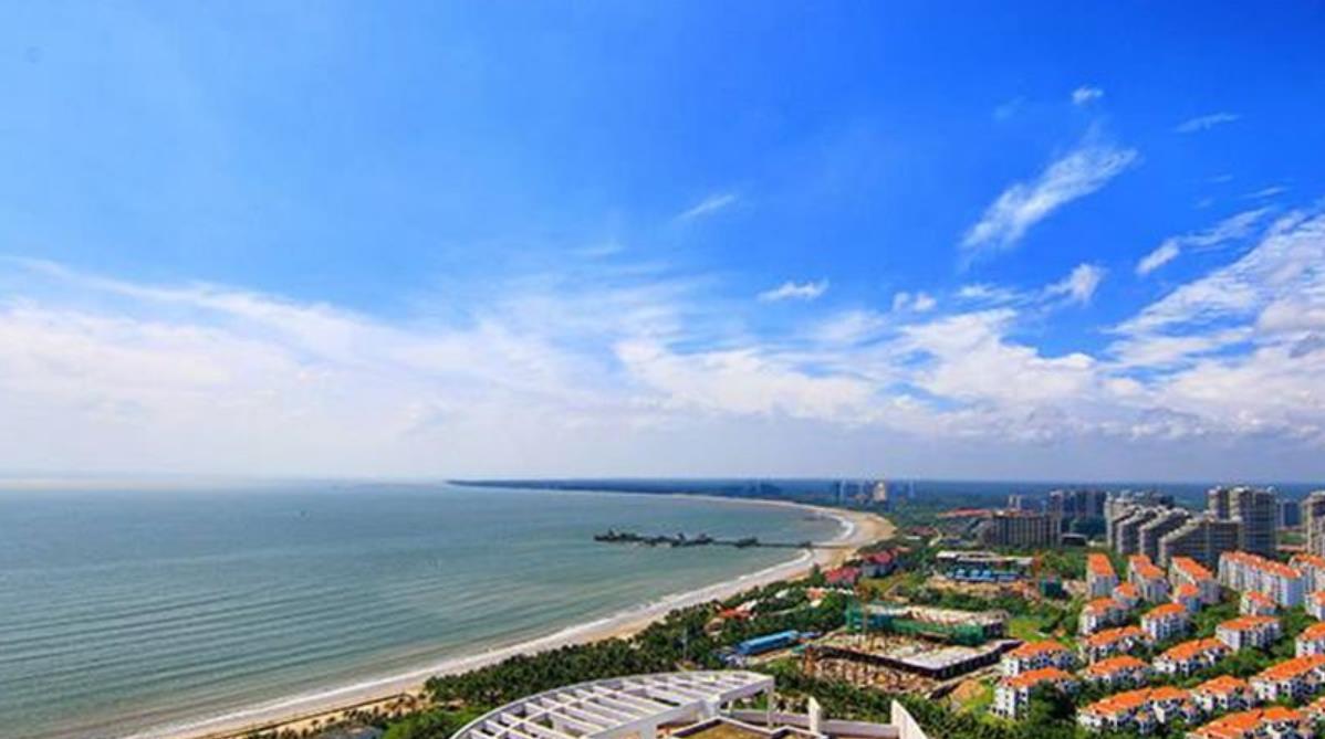 文昌高隆湾