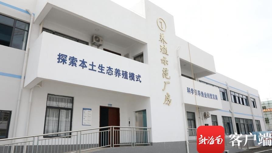 目前已有4户养殖户入驻第一批养殖示范厂房。记者 周静泊 摄